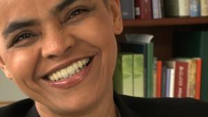 Marina Silva smile